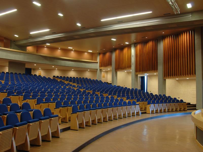 impianto elettrico teatro