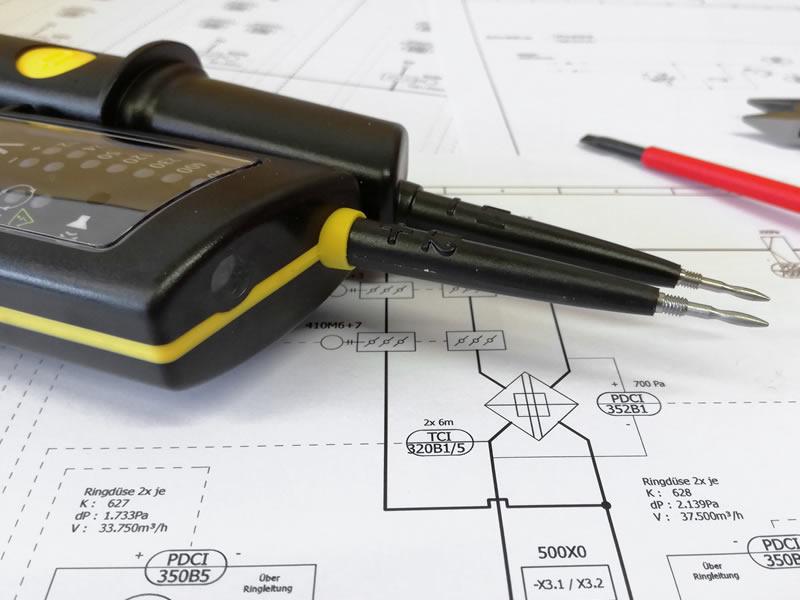 progetto impianto elettrico a cura di elettroimpianti delta bergamo